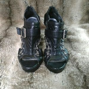 Stylish Black Heels